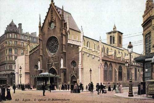 Saint-Bonaventure de Lyon