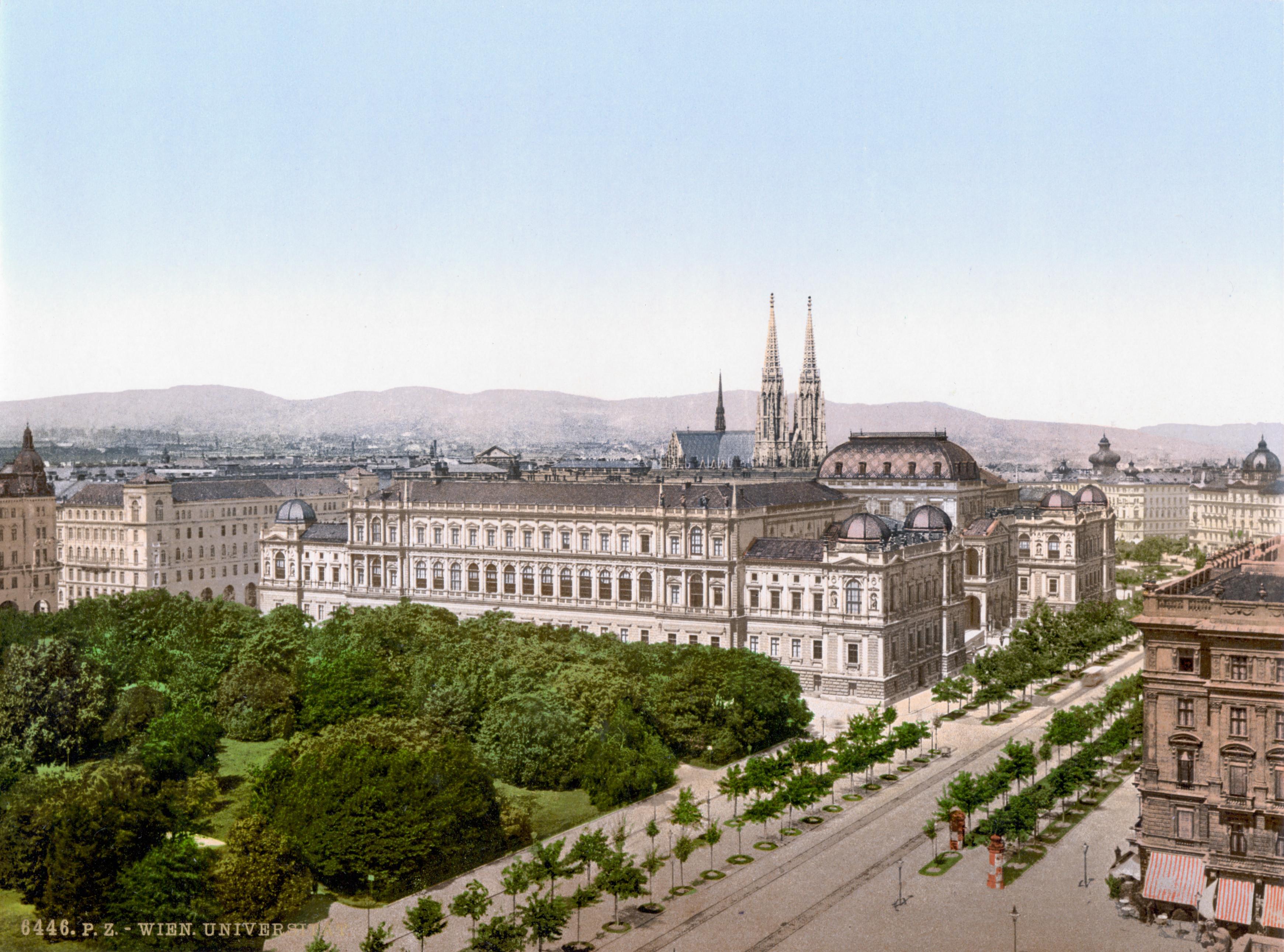 Universität Wien   Jan Olof Bengtsson