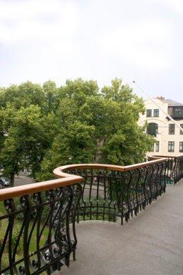 The Sten Broman Balcony
