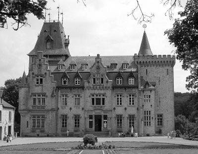 Château de Petite Somme (Photo: Jean-Pol Grandmont)