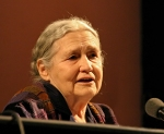 Doris Lessing 2006 (Foto: Elke Wetzig)