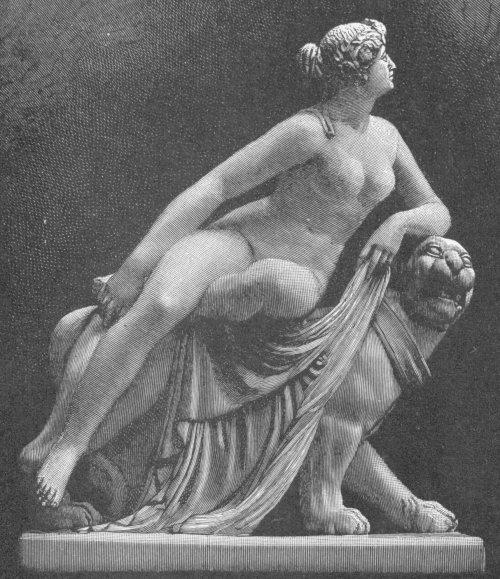 Johann Heinrich von Dannecker Ariadne auf dem Panther