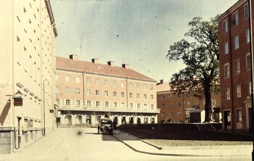 Thorildsplan 1929