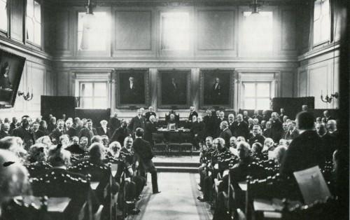 Första kammaren