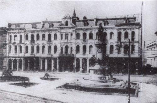 Hotel Palace Valparaíso