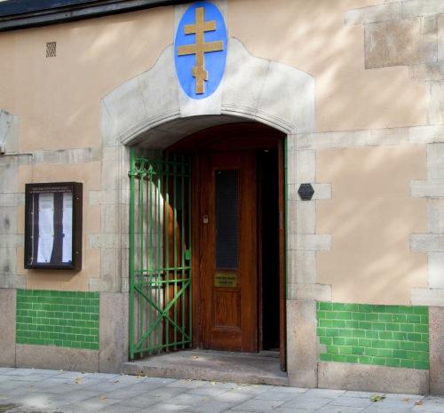 Kristi Förklarings ortodoxa kyrka