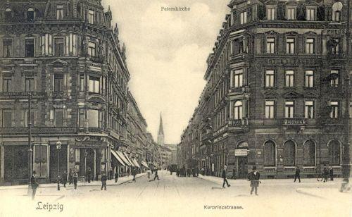 Kurprinzstraße Leipzig
