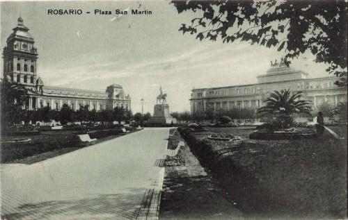 Plaza San Martin Rosario