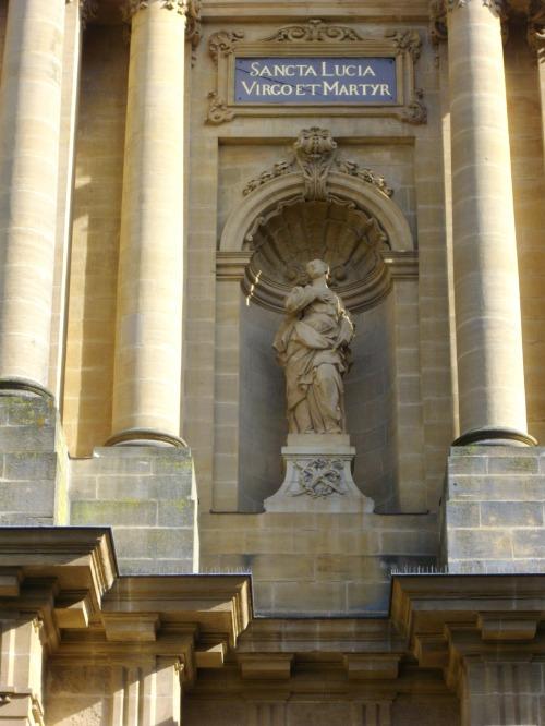 Sainte Lucie Saint-Vincent de Metz