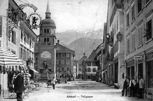 Tellgasse Altdorf