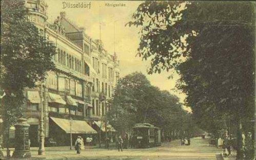 Königsallée Düsseldorf