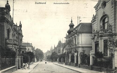 Hohenzollernstrasse Dortmund