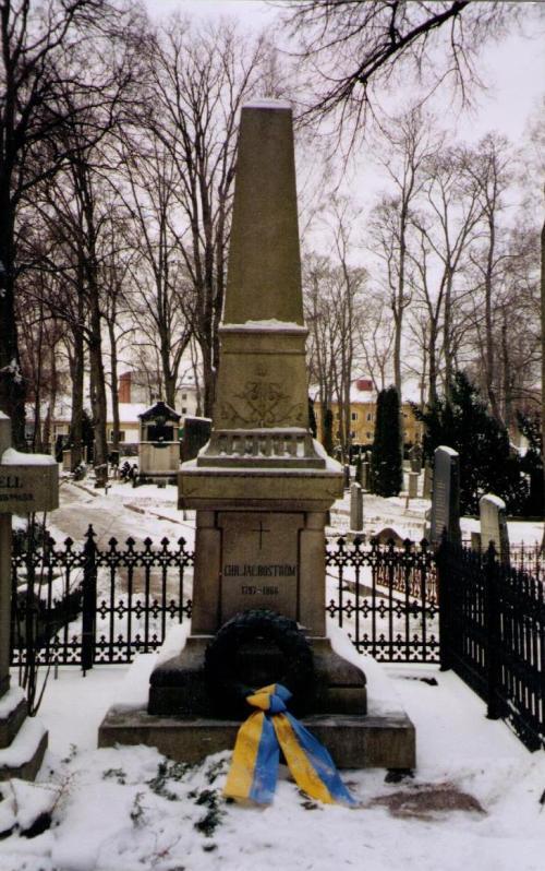 Boströms grav
