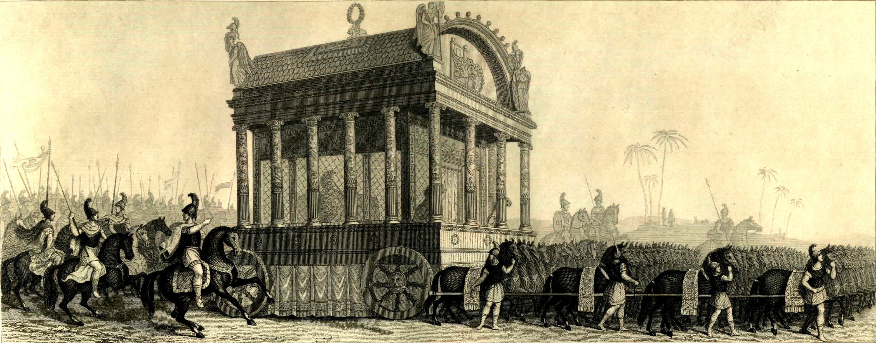 Funeral Procession of Alexander