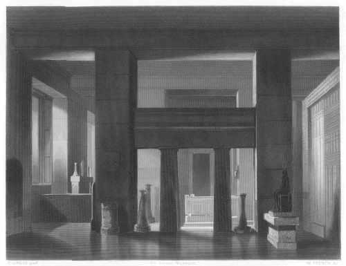 Mythologischer Saal Neues Museum