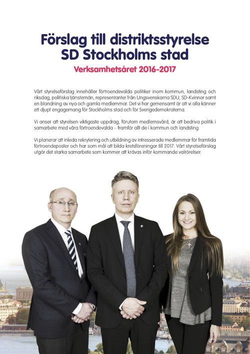 Nystart Stockholm