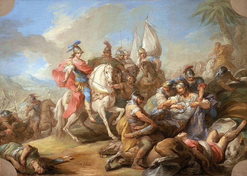 Alexandre et Pûru