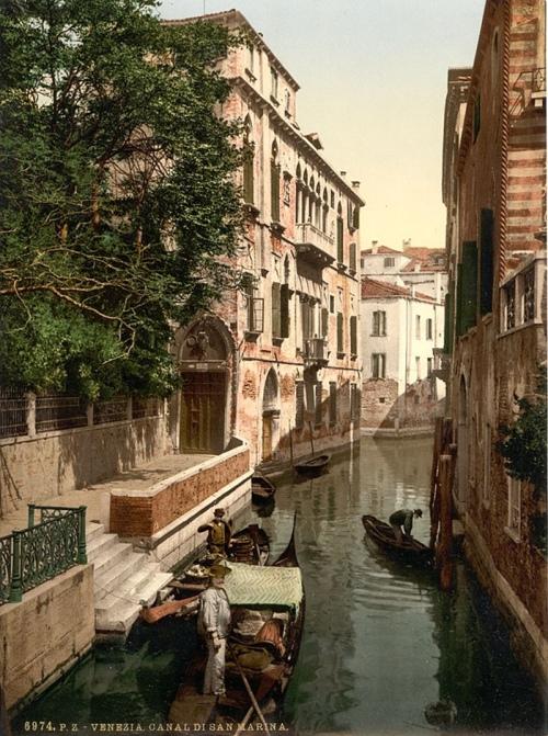 Canal di San Marina