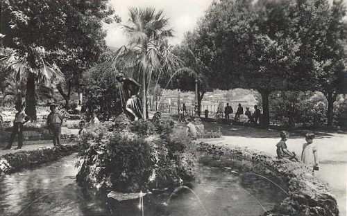 Giardini pubblici Cosenza