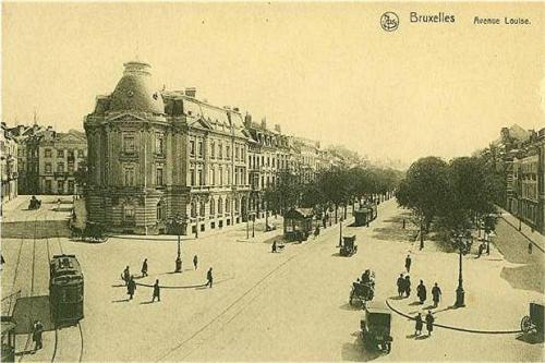 Avenue Louise Bruxelles