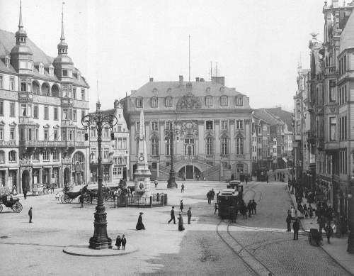Bonner Marktplatz