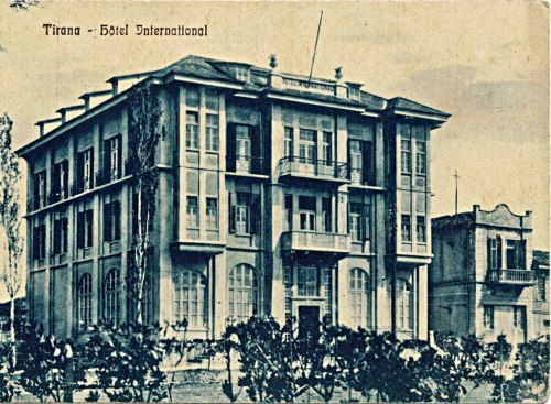 Hotel International Tirana